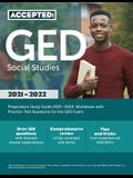GED Social Studies Preparation Study Guide 2021-2022: Workbook with Practice Test Questions for the GED Exam
