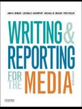 Writing and Reporting for the Media