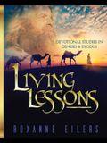 Living Lessons: Devotional Studies in Genesis and Exodus