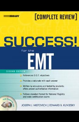 Success! for the EMT: Complete Review [With CDROM]