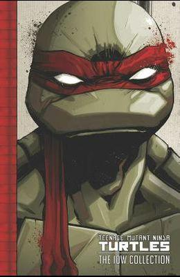 Teenage Mutant Ninja Turtles: The IDW Collection Volume 1