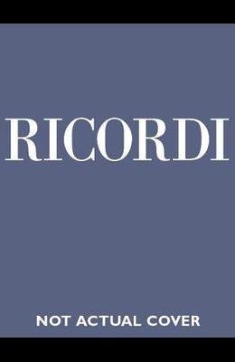 Gloria, RV 589: Ricordi Opera Vocal Score Series