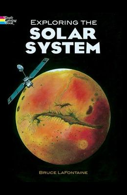 Exploring the Solar System Coloring Book