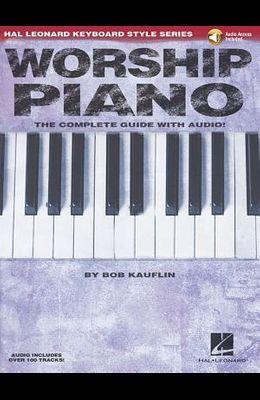 Worship Piano: Hal Leonard Keyboard Style Series