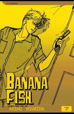Banana Fish, Volume 7
