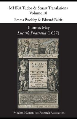 Thomas May, Lucan's Pharsalia (1627)