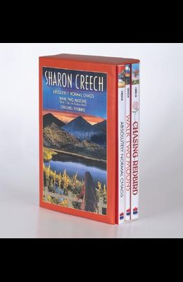 Sharon Creech Box Set: Absolutely Normal Chaos, Walk Two Moons, Chasing Redbird