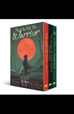 The Way of the Warrior: Deluxe Silkbound Editions in Boxed Set