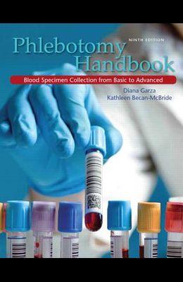 Phlebotomy Handbook (9th Edition)