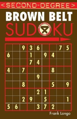Second-Degree Brown Belt Sudoku(r)