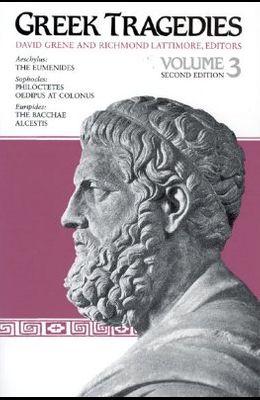 Greek Tragedies, Volume 3