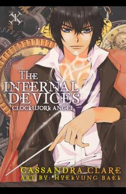 Clockwork Angel Graphic Novel