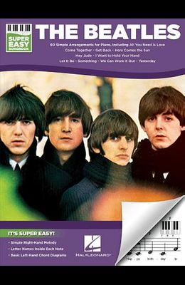 The Beatles - Super Easy Songbook