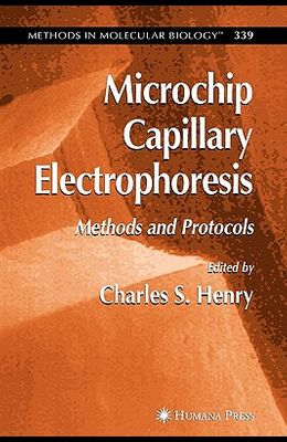 Microchip Capillary Electrophoresis: Methods and Protocols