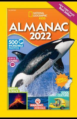 National Geographic Kids Almanac 2022