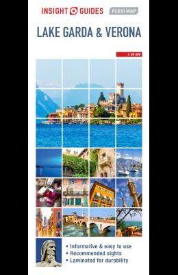 Insight Guides Flexi Map Lake Garda & Verona