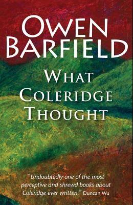 What Coleridge Thought