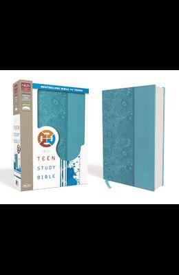 Teen Study Bible-NKJV