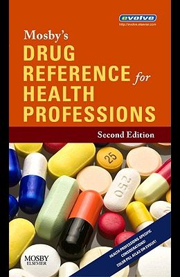 Mosby's Drug Reference for Health Professions