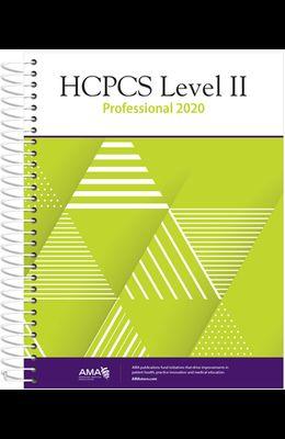 HCPCS 2020 Level II Professional Edition