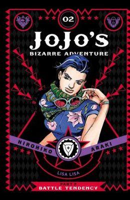 Jojo's Bizarre Adventure: Part 2: Battle Tendency, Volume 2