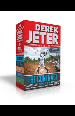 The Contract Series Books 1-5: The Contract; Hit & Miss; Change Up; Fair Ball; Curveball