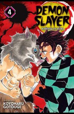 Demon Slayer: Kimetsu No Yaiba, Vol. 4, 4