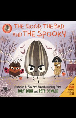 The Bad Seed Presents: The Good, the Bad, and the Spooky [With Two Sticker Sheets]