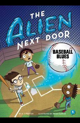 The Alien Next Door 5: Baseball Blues, Volume 5
