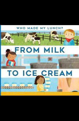 From Milk to Ice Cream