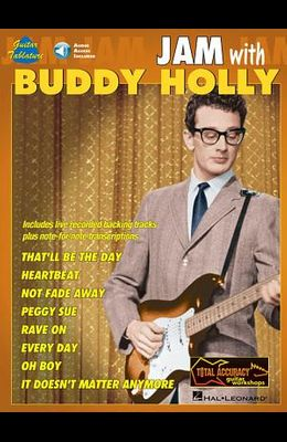 Jam with Buddy Holly [With CD]