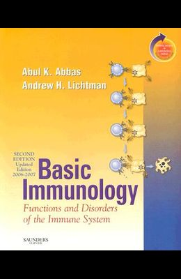 Basic Immunology, Updated Edition 2006-2007: with STUDENT CONSULT Access