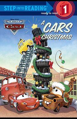 A Cars Christmas (Disney/Pixar Cars)