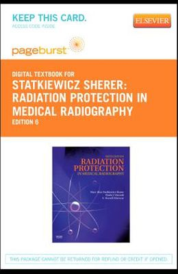 Radiation Protection in Medical Radiography - Elsevier eBook on Vitalsource (Retail Access Card)