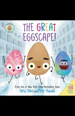 The Good Egg Presents: The Great Eggscape! [With Two Sticker Sheets]