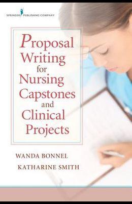 Proposal Writing for Nursing Cap