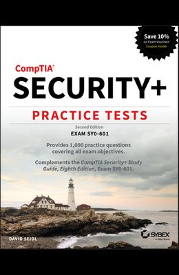 Comptia Security+ Practice Tests: Exam Sy0-601