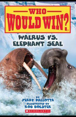 Walrus vs. Elephant Seal (Who Would Win?), 25