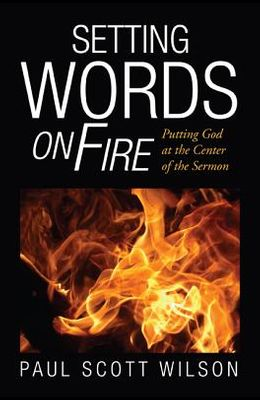 Setting Words On Fire