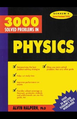 3,000 Solved Problems in Physics