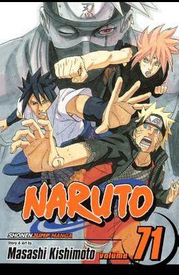 Naruto, Volume 71