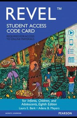 Revel for Infants, Children, and Adolescents -- Access Card