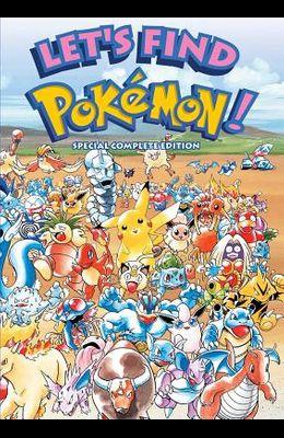 Let's Find Pokemon!