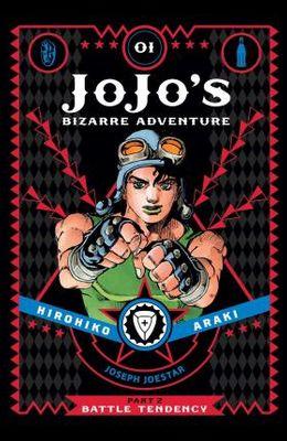 Jojo's Bizarre Adventure: Part 2--Battle Tendency, Vol. 1, Volume 1