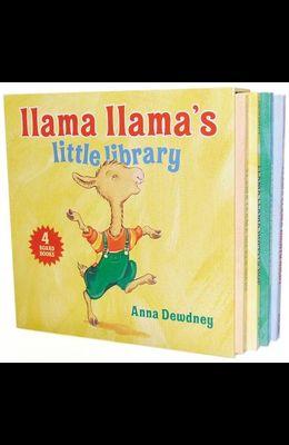 Llama Llama's Little Library: Llama Llama Wakey-Wake/Llama Llama Hoppity-Hop/Llama Llama Zippity-Zoom/Llama Llama Nighty-Night