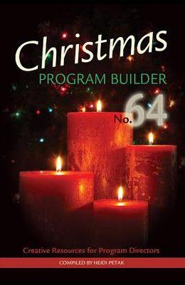 Christmas Program Builder No. 64