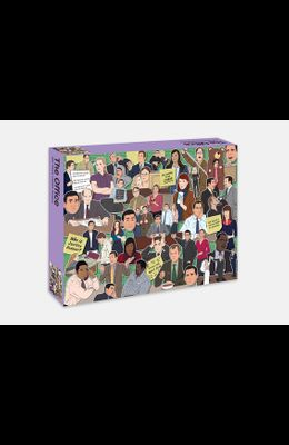 The Office Jigsaw Puzzle: 500 Piece Jigsaw Puzzle