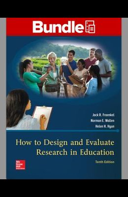 Gen Combo LL How to Design & Evaluate Research in Education; Connect Access Card [With Access Code]