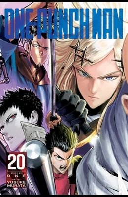 One-Punch Man, Vol. 20, Volume 20