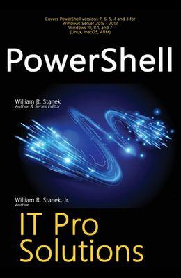 PowerShell: IT Pro Solutions